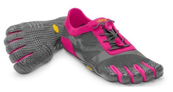 FiveFingers W's KSO EVO Grey/Pink (14W0704)